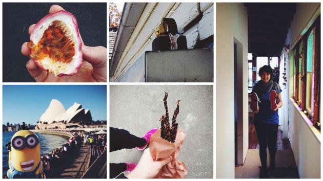 Sydney - Ostern - Neue Schuhe